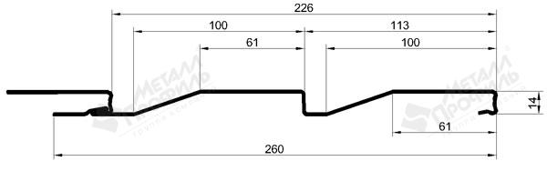 Размеры сайдинга корабельная доска